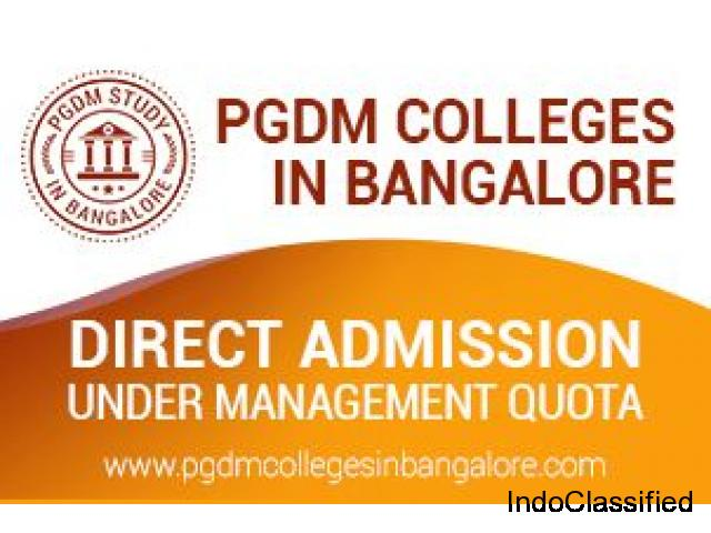 PGDM Specilizations In Bangalore | Best PGDM Colleges list 2020-21