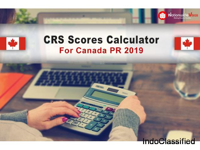 Canada CRS Calculator for 2020 | Calculate CRS Points