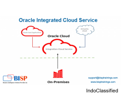 Oracle Integrated Cloud Service