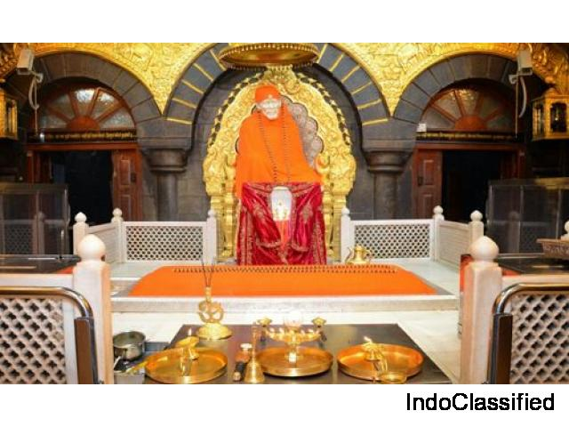 Hire Vasantkamal for Shirdi Package from Chennai
