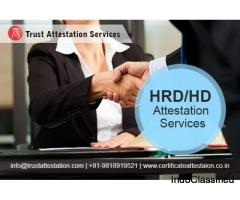 HRD Attestation Service