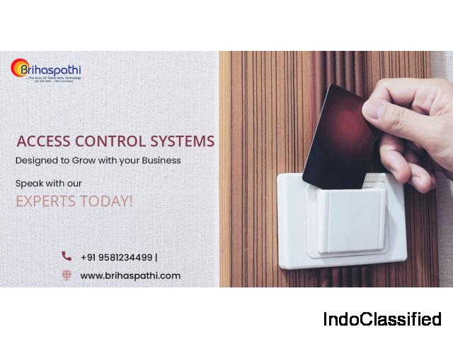 Brihaspathi- Access Control device Suppliers in Hyderabad *9581234499