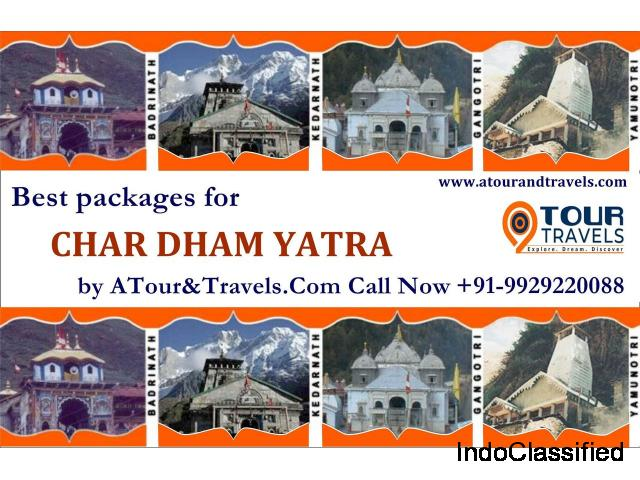 Get Flat Rs.10000 Off On Char Dham Yatra