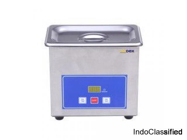 Labdex- Ultrasonic Cleaners | Labequipments Ultrasonic Cleaners
