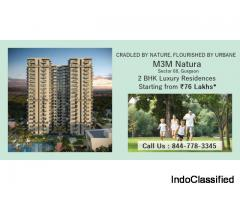 M3M Natura Sector 68 Gurgaon - Perfection In Relaxation