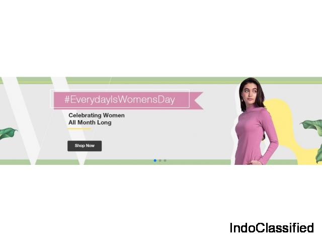 Women's Day Offers - Get Special Deals & Discounts Online Shopping