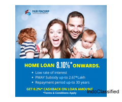 Looking for Home loan - Apply Today | Fair Fincorp Consultant.