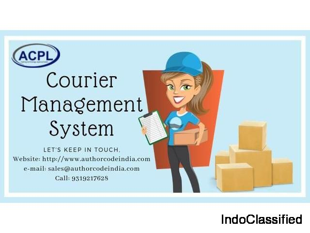 Courier Management System