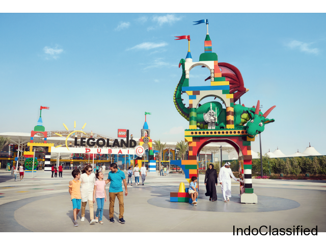 Legoland Dubai Tickets Offers