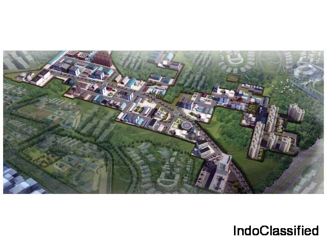 Industrial area in Delhi NCR