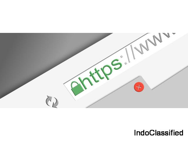 Get domain validation (DV) SSL certificates at best price Rs. 650.39/Year