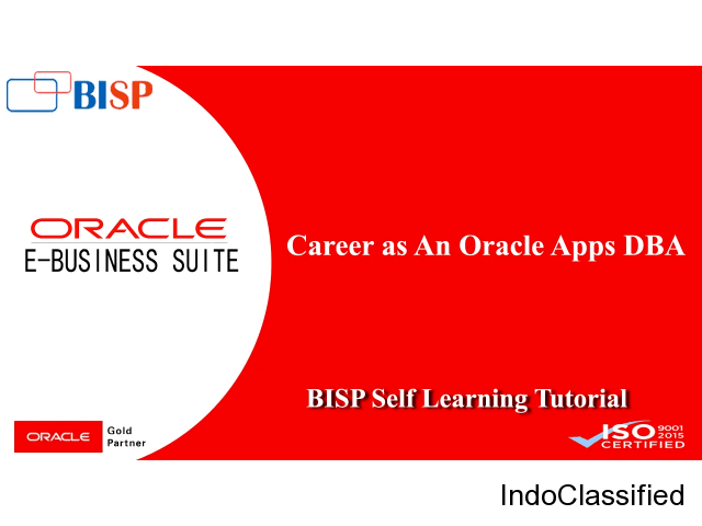 Career as An Oracle Apps DBA