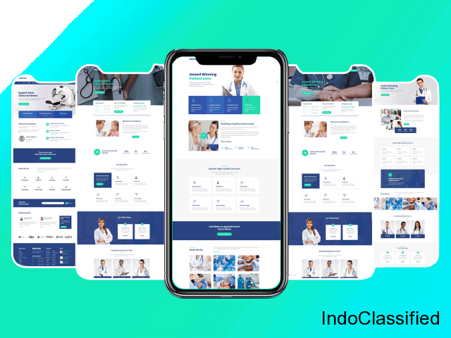 Medcure - Best Health and Medical Care WordPress Theme