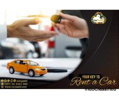 Rent a Car Ajman - Reliable Car Rental in Ajman - Drive Around