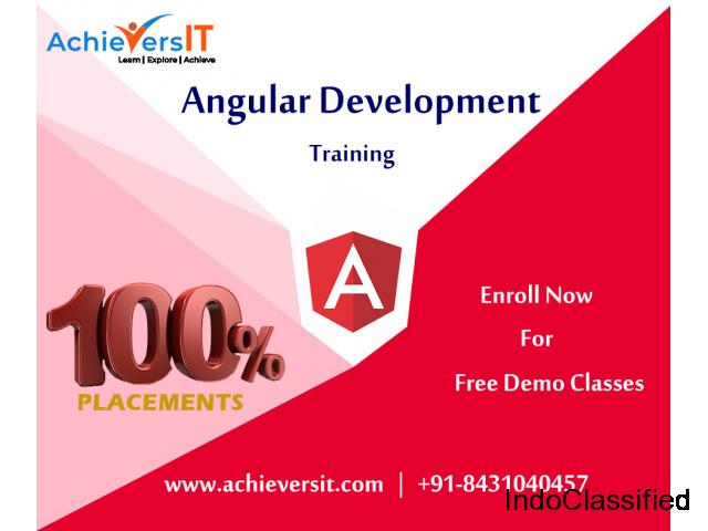 Angular development institute in Bangalore