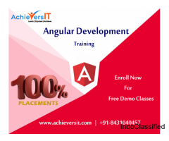 Angular development institute in Bangalore