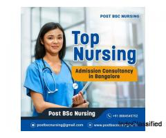 post bsc nursing colleges