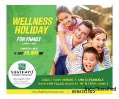 Summer Wellness Holiday