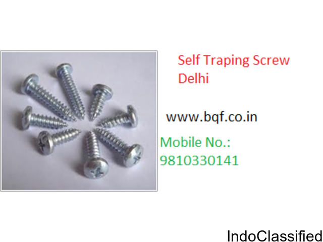 self tapping screw manufacturer in Delhi