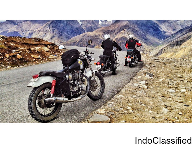 Leh & Manali Motor Bike Tour