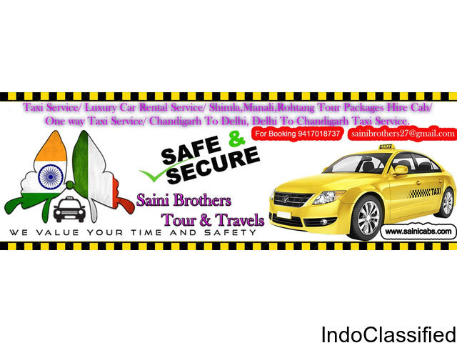 Cab service,Car Rental service,Luxury Car,Tempo Traveler Rental Service In Chandigarh