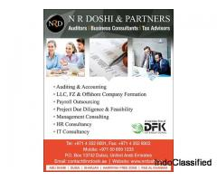Auditing Firm in Dubai, N R Doshi & Partners