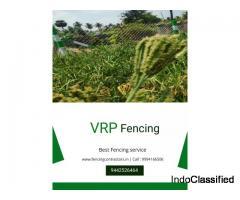 fencing contractors in chennai | VRP Fencing