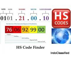 Latest HS Code Finder Online