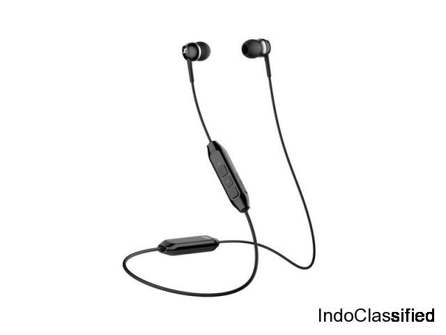 Sennheiser CX 150 BT Black In Ear Wireless Earphone