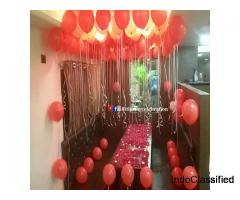 Are you searching the Best Balloons surprise for Birthday in Noida?
