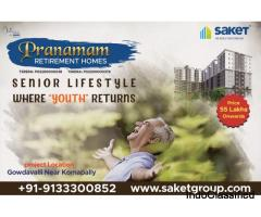 Luxury apartment for senior living people hyderabad