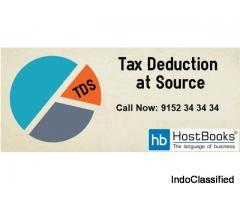 TDS Return Filing just got simpler with Hostbooks TDS!
