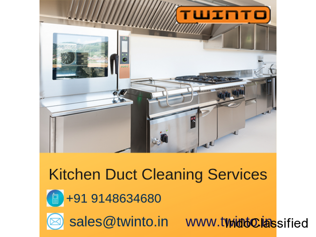 Kitchen Exhaust cleaning services | Kitchen duct cleaning services Chennai