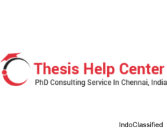 PhD thesis & proposal writing service