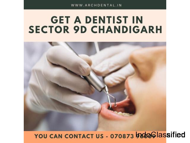 Dentist in Sector 9d Chandigarh