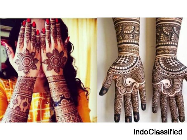 Famous and Best Mehendi Artists in Bangalore