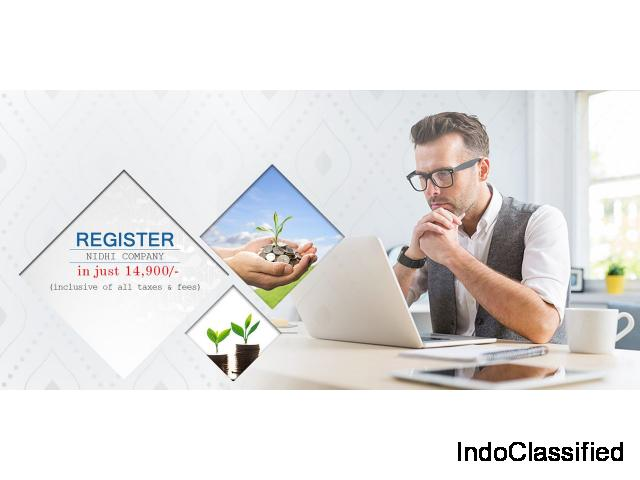 Make Fast Process of Nidhi Company Registration Online Consultant