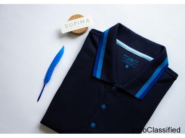 Full Sleeve Polo T-shirts in Bangalore India