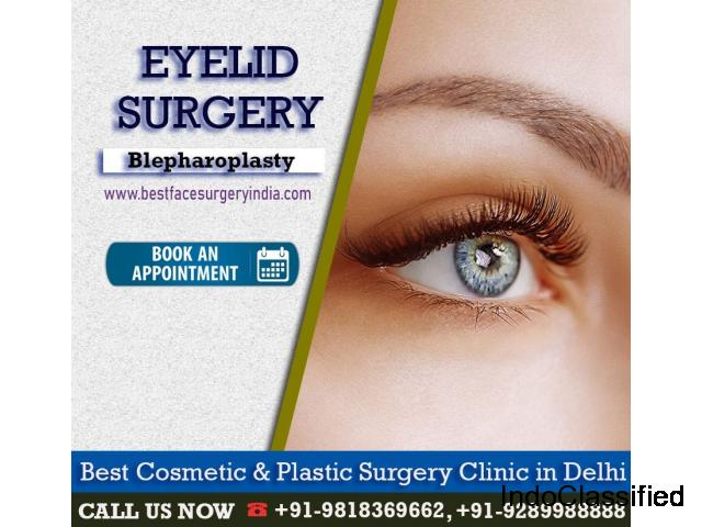 Eyelid Surgery Clinic in India