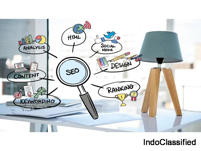 SEO Service in Amritsar - Digilink Solution