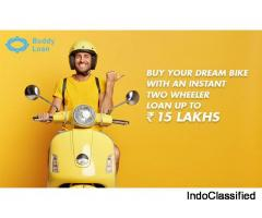 Get Instant Two-Wheeler Loan
