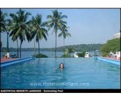 Best Lakeside Resorts in Kollam, Kerala