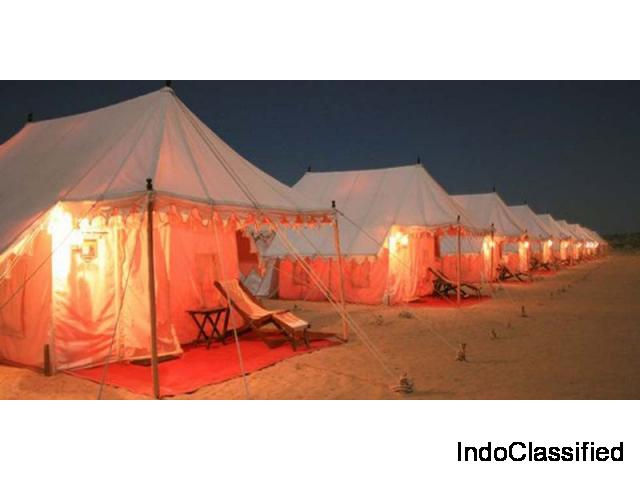 Desert Camp Jaisalmer | Luxury Desert Camp In Jaisalmer