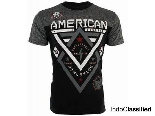 Buy Men T-shirts online in India at Lowest prices | Dinkcart