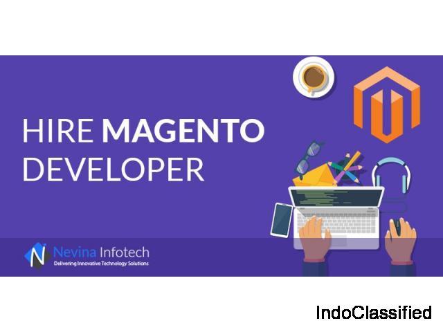Hire Magento Developers - Nevina Infotech