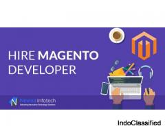 Hire Magento Developers - Nevina Infotech