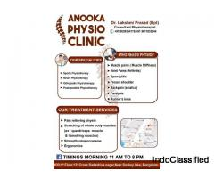 Anooka Physio | Physiotherapy Clinic in Bangalore