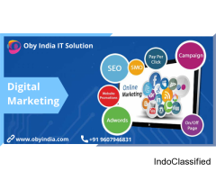 Digital Marketing Company in Pune - OBY India IT Solution