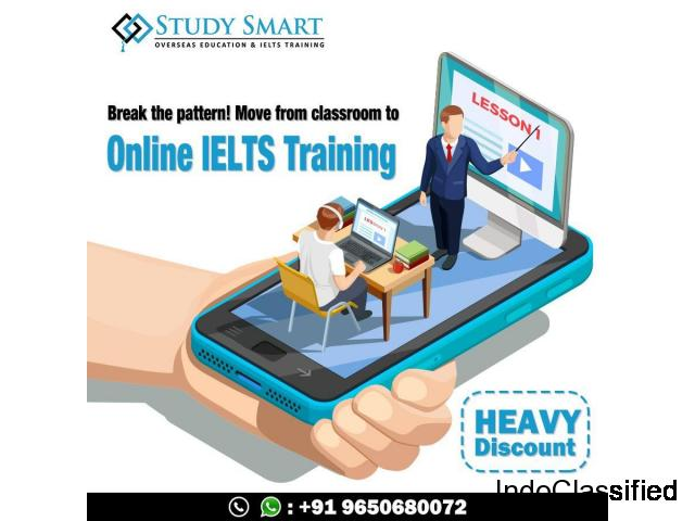 Online IELTS Classes by Expert Trainer havinf 10+ years of Exp