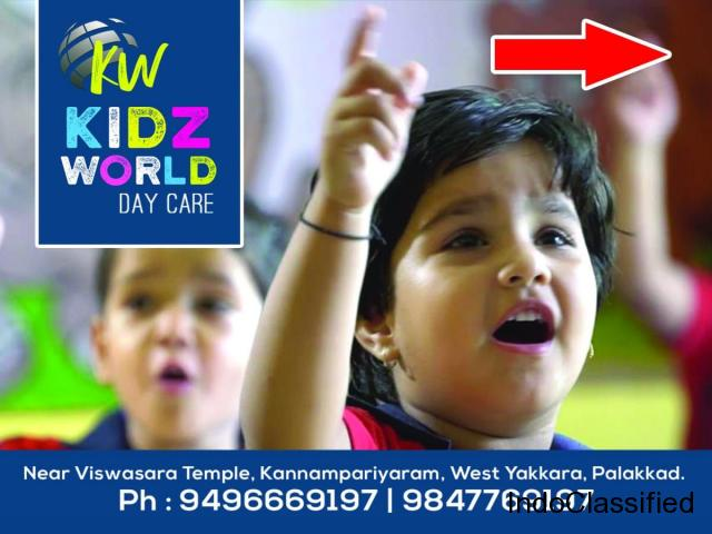 Kidz World-Best Day Care Centre in Yakkara Palakkad